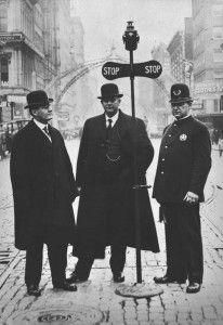cleveland señal de trafico