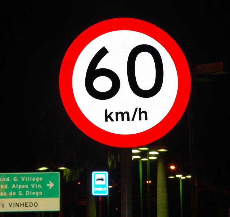 Señales de Tránsito – Signo Vial